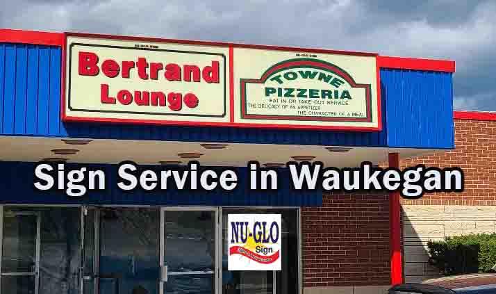 Sign Service in Waukegan