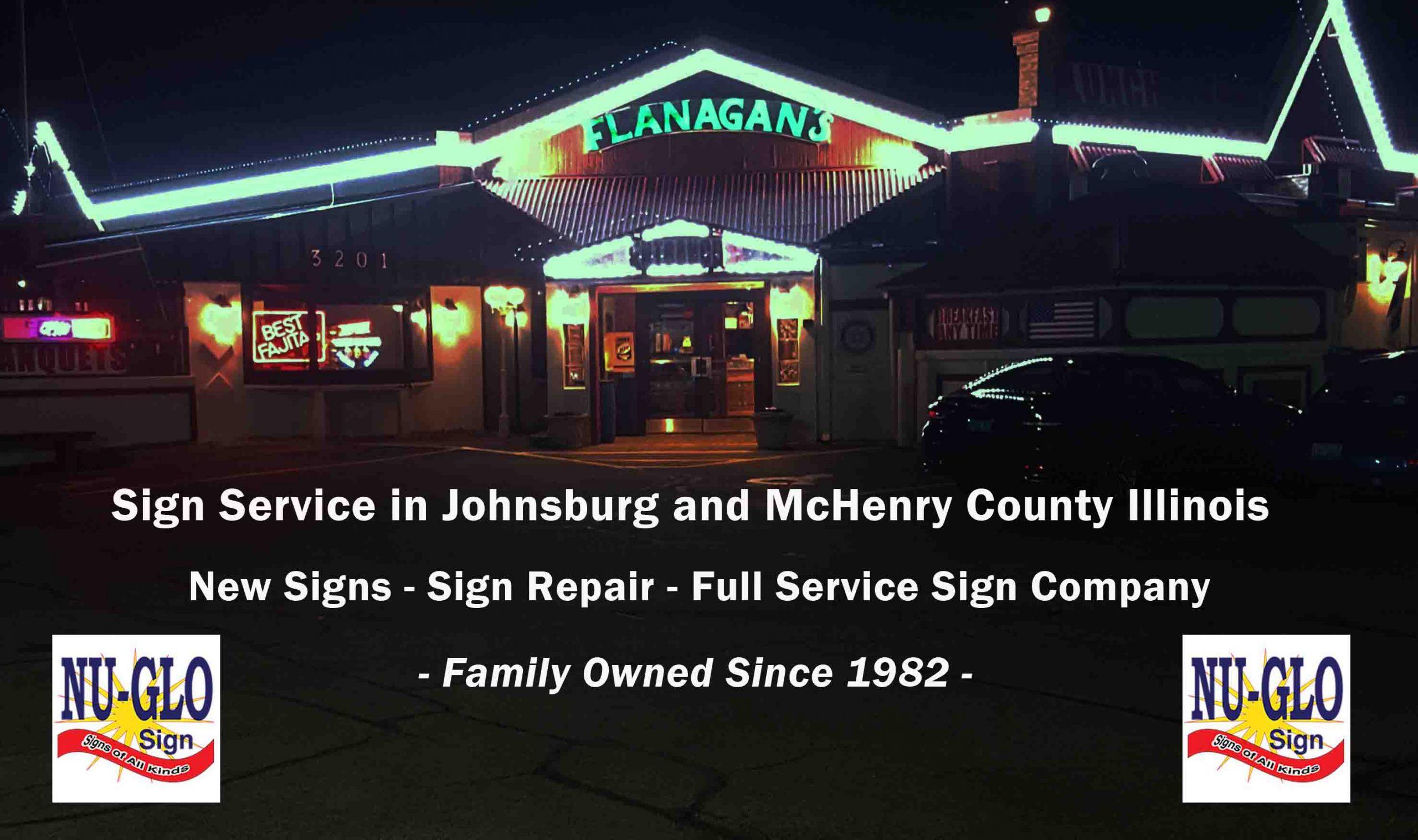 Business Signs - Johnsburg Illinois